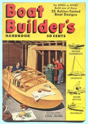 1956 Boat Builder's Handbook